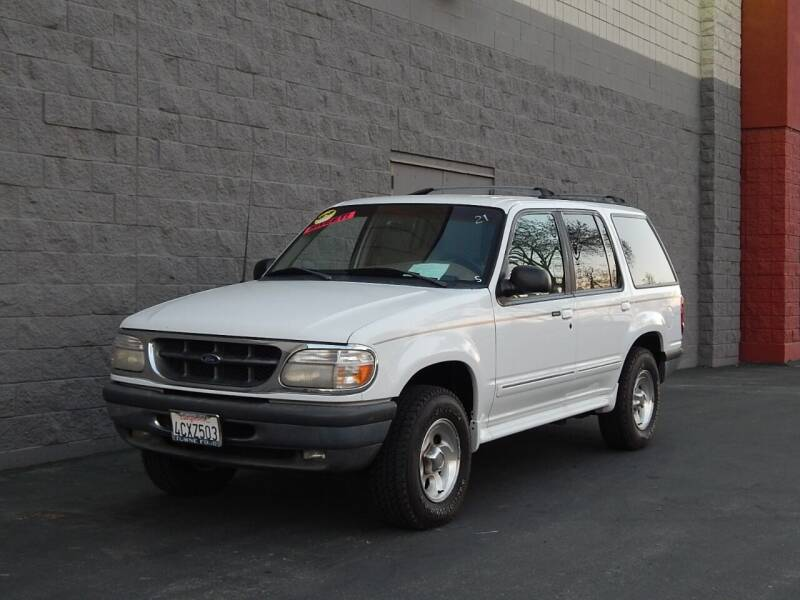 1998 Ford Explorer for sale at Gilroy Motorsports in Gilroy CA
