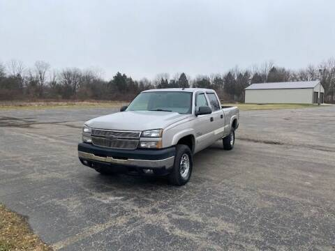 2007 Chevrolet Silverado 2500HD Classic for sale at Caruzin Motors in Flint MI