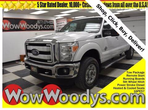 2016 Ford F-250 Super Duty for sale at WOODY'S AUTOMOTIVE GROUP in Chillicothe MO