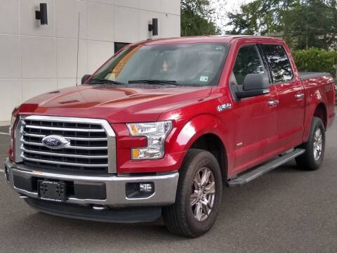 2015 Ford F-150 for sale at MAGIC AUTO SALES in Little Ferry NJ