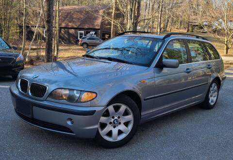 2005 BMW 3 Series for sale at JR AUTO SALES in Candia NH