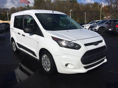 2014 Ford Transit Connect Cargo for sale at Borderline Auto Sales in Loveland OH