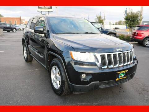 2011 Jeep Grand Cherokee for sale at AUTO POINT USED CARS in Rosedale MD