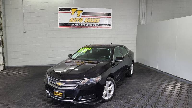 2014 Chevrolet Impala for sale at TT Auto Sales LLC. in Boise ID