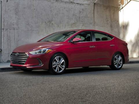 2018 Hyundai Elantra for sale at Radley Cadillac in Fredericksburg VA