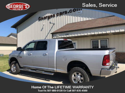 2011 RAM Ram Pickup 2500 for sale at GEORGE'S CARS.COM INC in Waseca MN