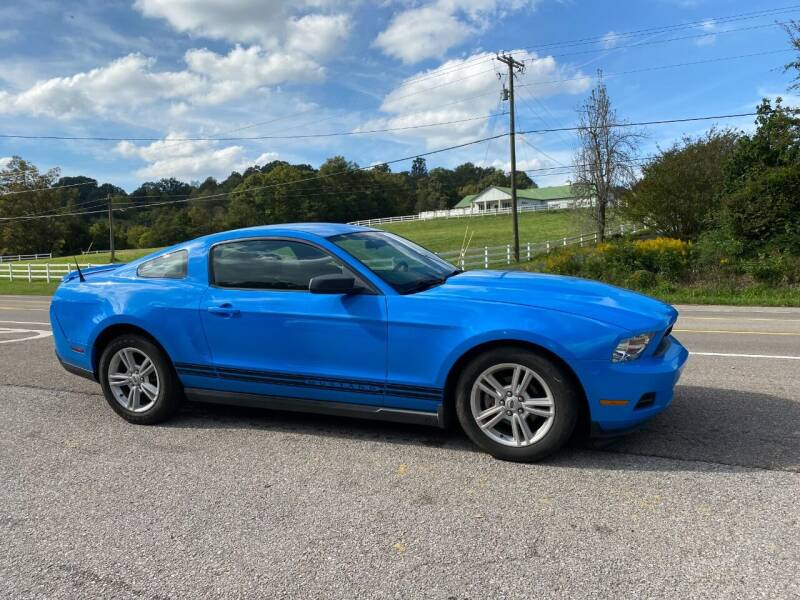 2010 Ford Mustang for sale at Car Depot Auto Sales Inc in Seymour TN