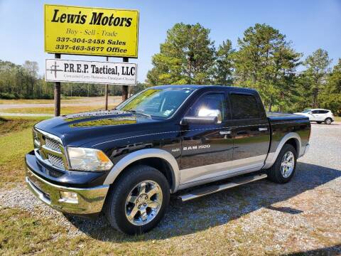 2012 RAM Ram Pickup 1500 for sale at Lewis Motors LLC in Deridder LA