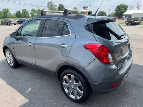 2014 Buick Encore for sale at Wildfire Motors in Richmond IN