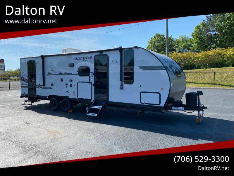 2021 Forest River Grey Wolf 26DBHBL for sale at Dalton RV in Dalton GA