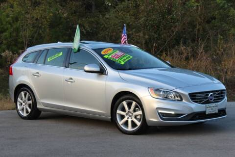 2016 Volvo V60 for sale at McMinn Motors Inc in Athens TN