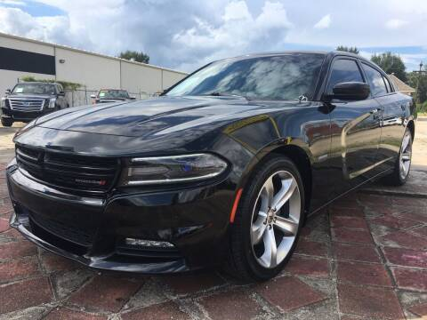 2018 Dodge Charger for sale at CAPITOL AUTO SALES LLC in Baton Rouge LA