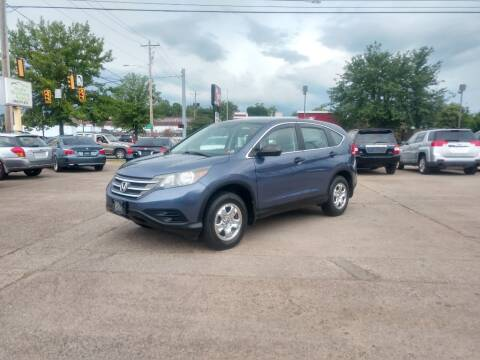 2014 Honda CR-V for sale at Wolfe Brothers Auto in Marietta OH