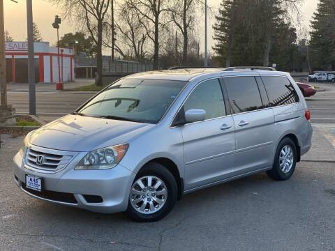 2010 Honda Odyssey for sale at KAS Auto Sales in Sacramento CA