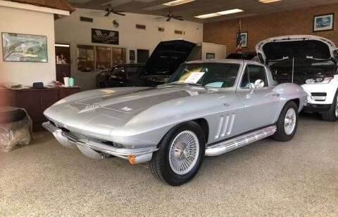 1966 Chevrolet Corvette for sale at South Atlanta Motorsports in Mcdonough GA
