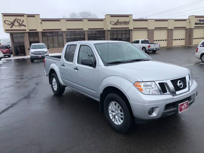 2019 Nissan Frontier for sale at ASSOCIATED SALES & LEASING in Marshfield WI