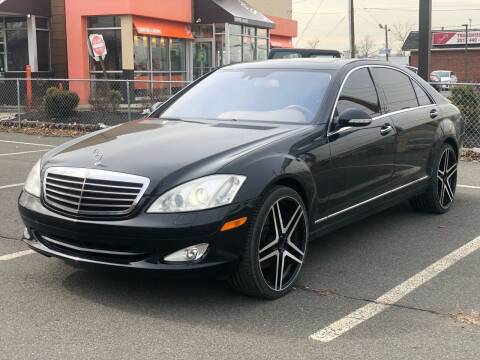 2008 Mercedes-Benz S-Class for sale at MAGIC AUTO SALES in Little Ferry NJ