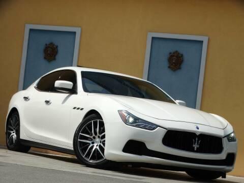 2015 Maserati Ghibli for sale at Paradise Motor Sports LLC in Lexington KY