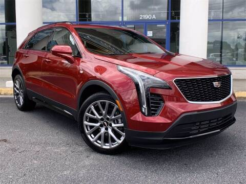 2020 Cadillac XT4 for sale at Southern Auto Solutions - Capital Cadillac in Marietta GA