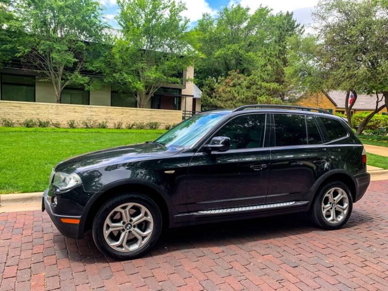 2010 BMW X3 for sale at Mickdiesel Motorplex in Amarillo TX