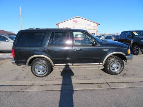 2000 Ford Expedition for sale at Jefferson St Motors in Waterloo IA