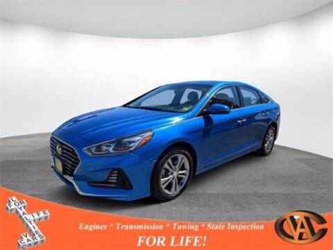 2018 Hyundai Sonata for sale at VA Cars Inc in Richmond VA