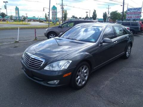 2007 Mercedes-Benz S-Class for sale at Wilson Investments LLC in Ewing NJ