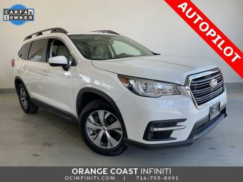 2019 Subaru Ascent for sale at ORANGE COAST CARS in Westminster CA