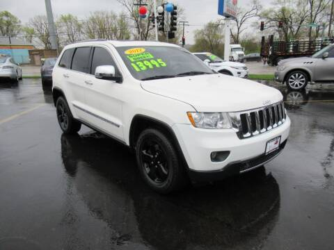 2012 Jeep Grand Cherokee for sale at Auto Land Inc in Crest Hill IL