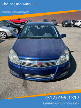 2008 Saturn Astra for sale at Choice One Auto LLC in Beech Grove IN