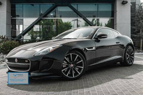 2016 Jaguar F-TYPE for sale at MUSCLE MOTORS AUTO SALES INC in Reno NV