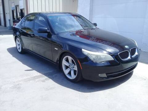 2008 BMW 5 Series for sale at Dreamline Motors in Coolidge AZ