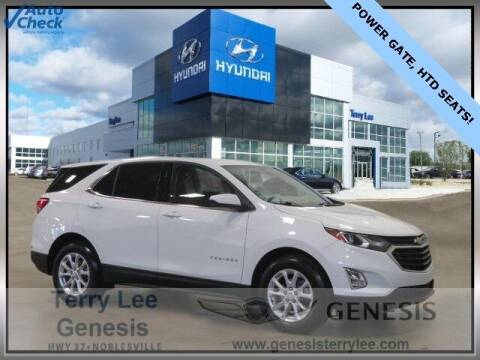 2020 Chevrolet Equinox for sale at Terry Lee Hyundai in Noblesville IN