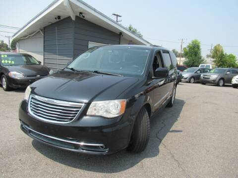 2014 Chrysler Town and Country for sale at Crown Auto in South Salt Lake UT