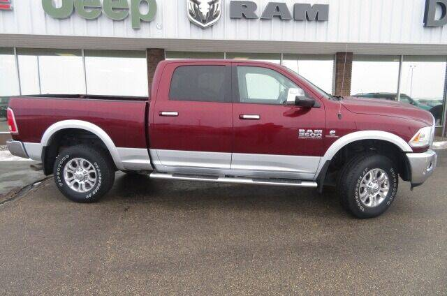 2017 RAM Ram Pickup 2500 for sale at DAKOTA CHRYSLER CENTER in Wahpeton ND