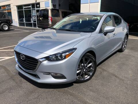 2018 Mazda MAZDA3 for sale at Best Auto Group in Chantilly VA
