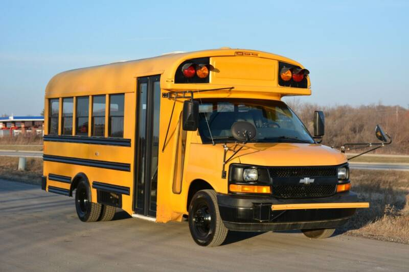2008 Chevrolet G3500 for sale at Signature Truck Center in Lake Village IN