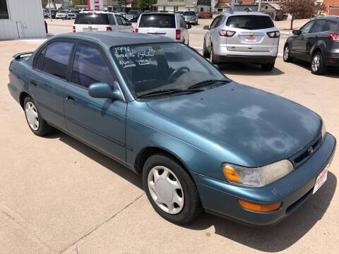 1996 Toyota Corolla for sale at Spady Used Cars in Holdrege NE