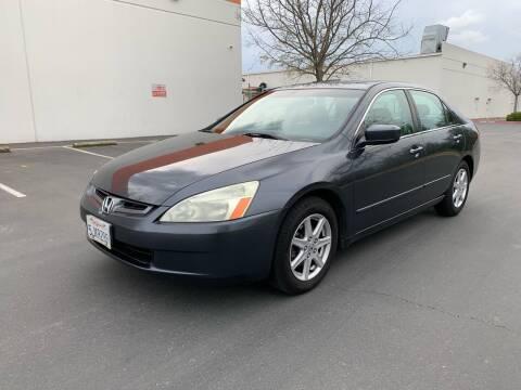 2004 Honda Accord for sale at Eco Auto Deals in Sacramento CA