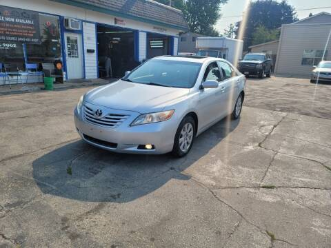 2007 Toyota Camry for sale at MOE MOTORS LLC in South Milwaukee WI