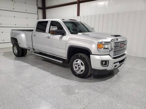 2018 GMC Sierra 3500HD for sale at Hatcher's Auto Sales, LLC in Campbellsville KY
