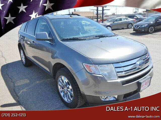 2010 Ford Edge for sale at Dales A-1 Auto Inc in Jamestown ND