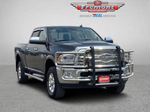 2018 RAM Ram Pickup 2500 for sale at Rocky Mountain Commercial Trucks in Casper WY
