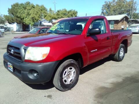 2005 Toyota Tacoma for sale at Larry's Auto Sales Inc. in Fresno CA