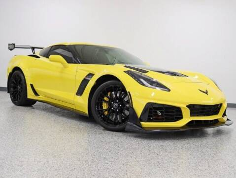 2016 Chevrolet Corvette for sale at Vanderhall of Hickory Hills in Hickory Hills IL