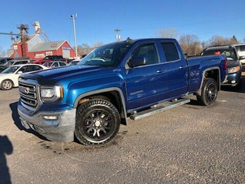 2017 GMC Sierra 1500 for sale at WINDOM AUTO OUTLET LLC in Windom MN