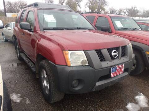 2008 Nissan Xterra for sale at L & J Motors in Mandan ND