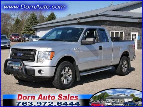 2013 Ford F-150 for sale at Jim Dorn Auto Sales in Delano MN