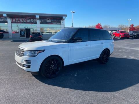 2016 Land Rover Range Rover for sale at Davco Auto in Fort Wayne IN