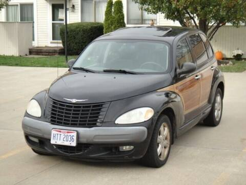 2002 Chrysler PT Cruiser for sale at ELITE CARS OHIO LLC in Solon OH